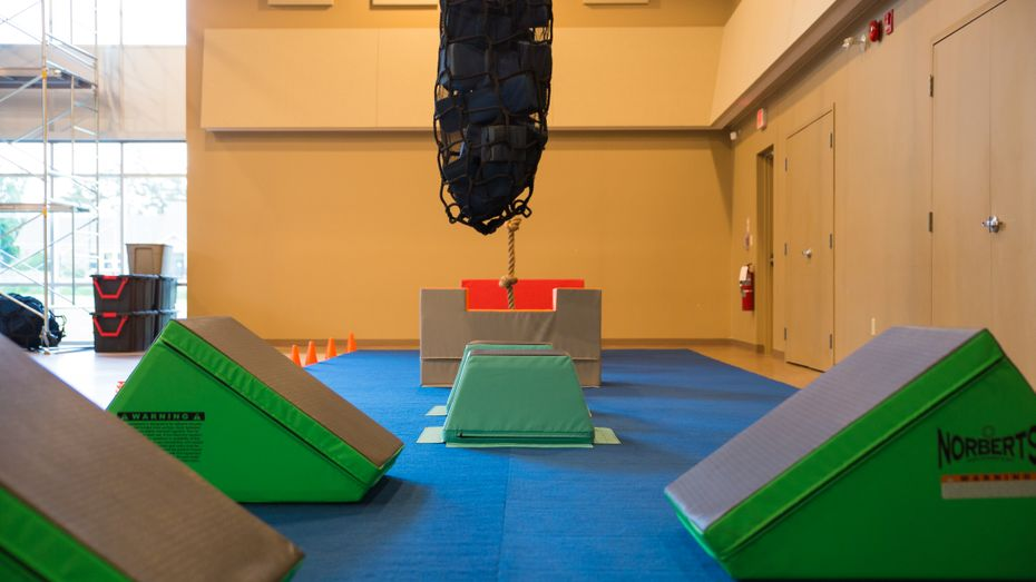 Ninja Warrior Camp