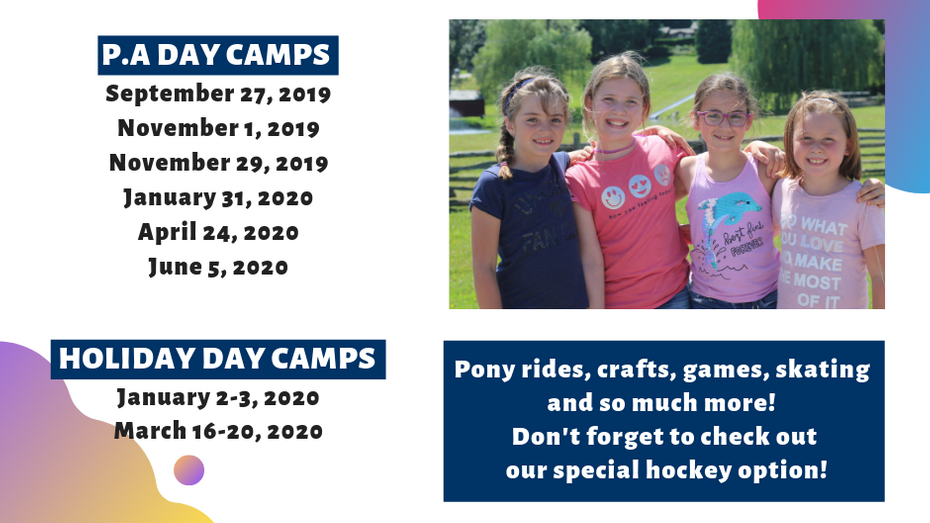 PA Day Camps